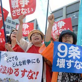 戰後70年,日本再次迷失?