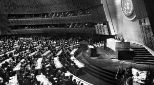 中國參與聯合國事務的珍貴瞬間