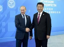 習近平赴俄出席金磚國家峰會和上合組織峰會(2015.7.8-2015.7.10)