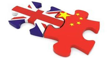 與中國關係