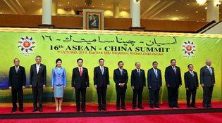 中國與東盟關係熱詞解釋