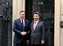 習近平對英國進行國事訪問(2015.10.19-2015.10.23)