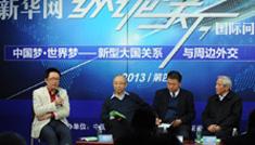 2013年 第四屆縱論天下國際問題研討會