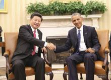 習近平訪美並出席聯合國係列峰會(2015.9.22-2015.9.28)