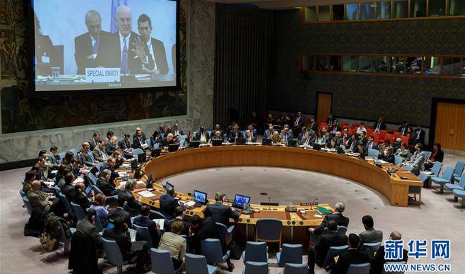 新一輪敘利亞問題日內瓦和談計劃3月7日重啟
