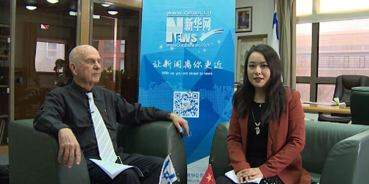 獨家專訪以色列駐華大使馬騰