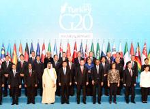 習近平出席G20峰會和APEC領導人非正式會議(2015.11.14-2015.11.19)