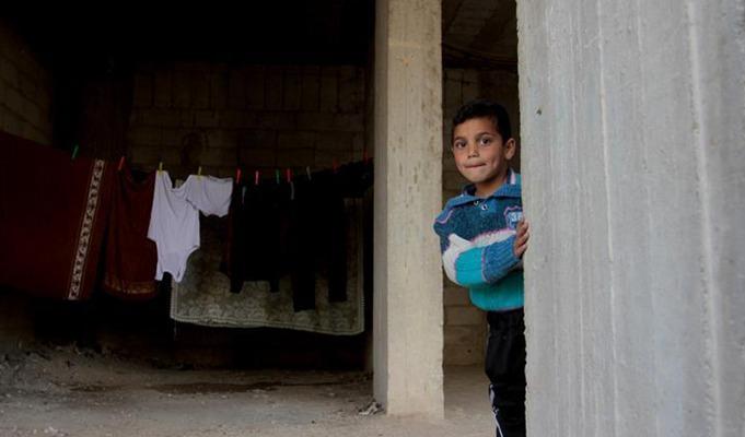 敘利亞危機五周年:廢墟上的童年