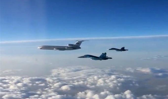 俄駐敘利亞主要軍事力量開始撤離