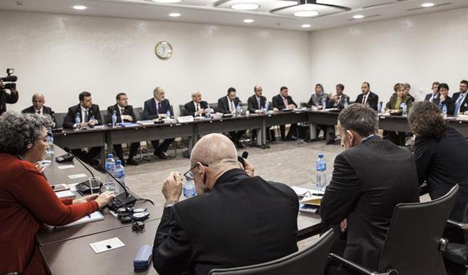 """敘利亞問題日內瓦和談""""實質性會談""""啟動"""