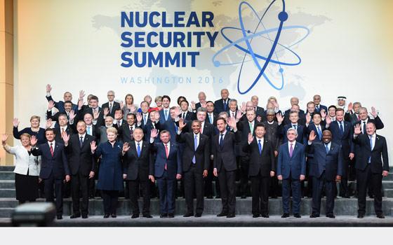 習近平出席第四屆核安全峰會