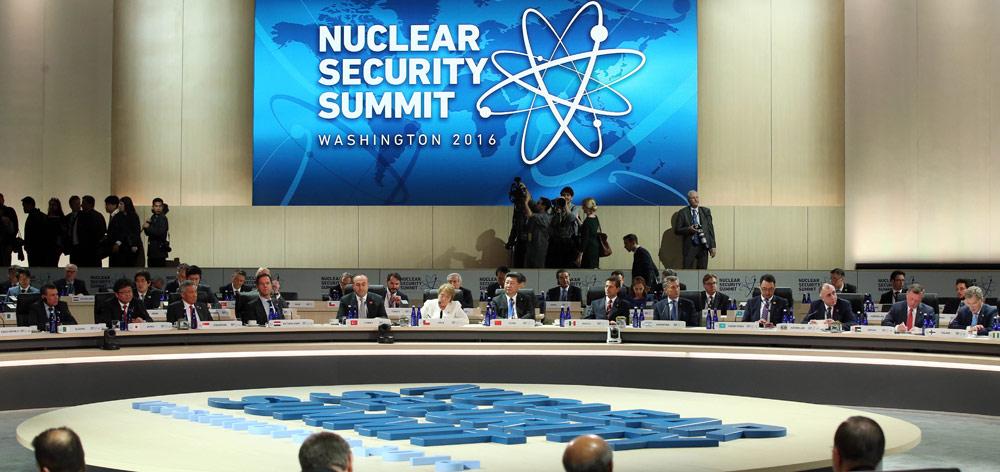 習近平出席第四屆核安全峰會模擬場景互動討論會暨閉幕式