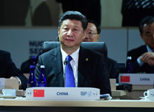 習近平出訪捷克並赴美出席第四屆核安全峰會(2016.3.28-2016.4.1)