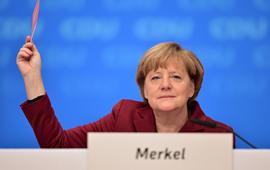 默克爾:英國脫歐將失去歐盟市場好處