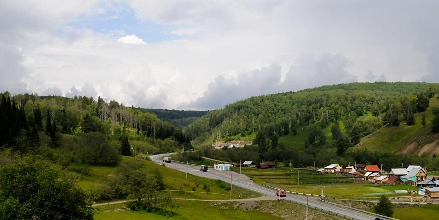 俄羅斯巴什基爾共和國風光民俗