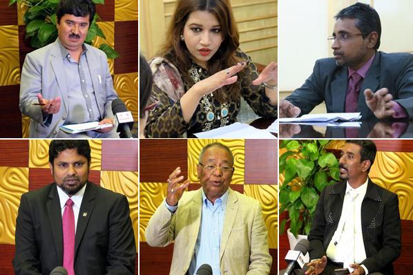 南亚国家政党代表:支持当事国双边协商解决南海争议