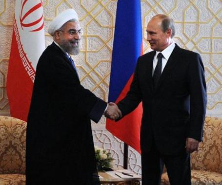 俄借伊朗基地空袭叙境内IS 俄伊走近令美担忧