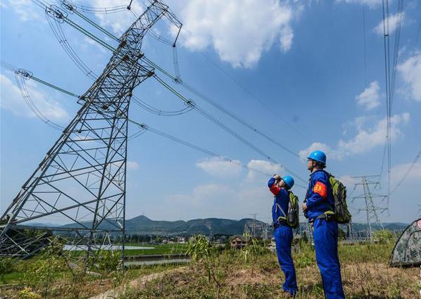 峰會正式啟動杭州地區電力主網架現場駐守巡視