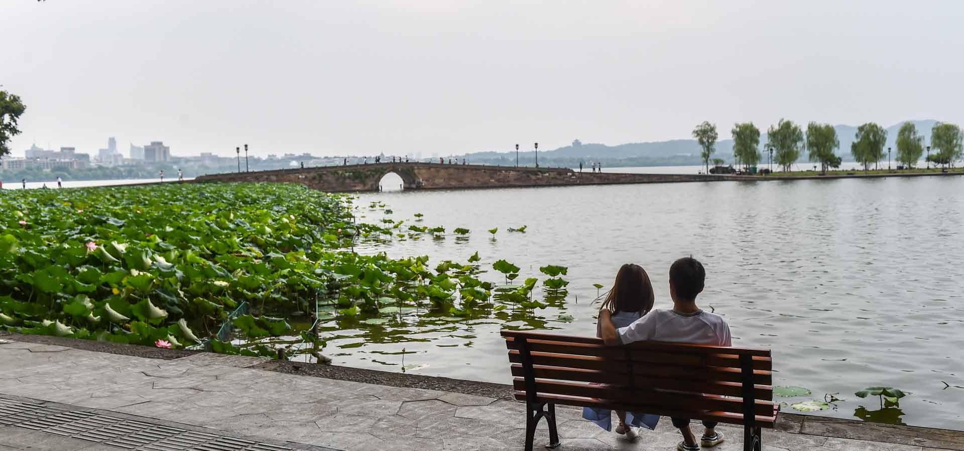 【杭州G20】西湖即景