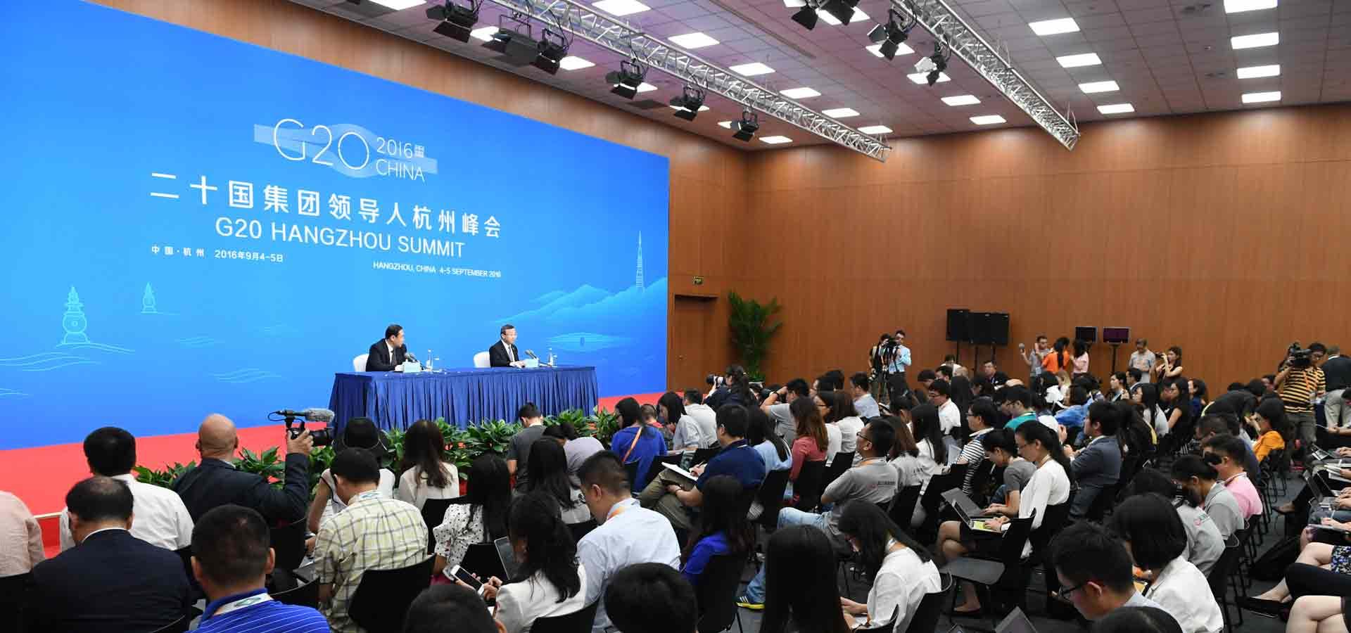 中國代表團商務部副部長王受文舉行新聞發布會