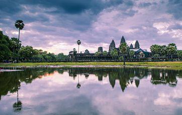 背景資料:柬埔寨王國