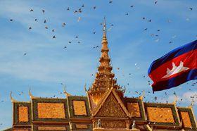 中柬外交關係回顧