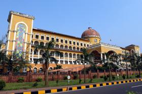新聞背景:金磚國家領導人第八次會晤舉辦地印度果阿