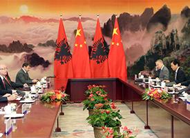 中國-中東歐國家領導人會晤