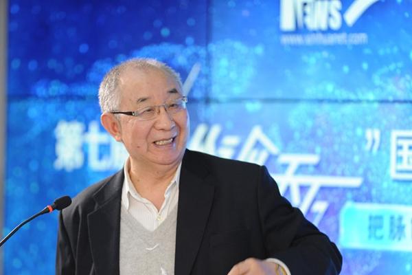 新華社原副社長高秋福發言