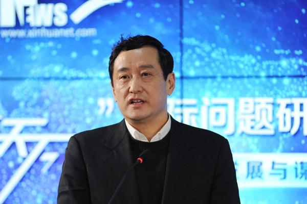 北京大學國際關係學院副院長王逸舟發言