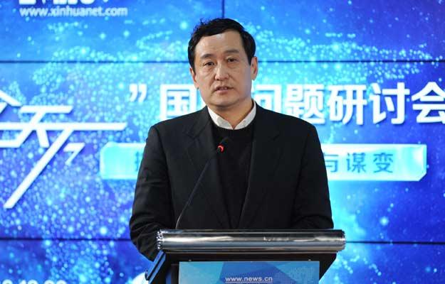 """王逸舟:""""黑天鵝""""頻現時刻 中國須遵守三個基本原則"""