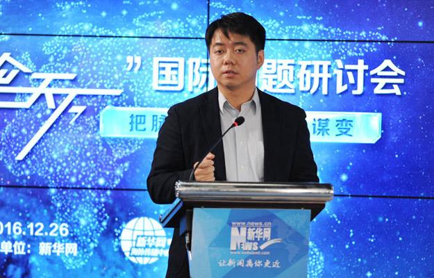 王文:美國很焦慮 中國要伐謀