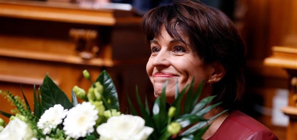 洛伊特哈德就任瑞士聯邦主席