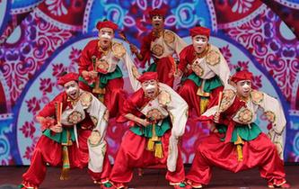 2017香港歡樂春節文化廟會開幕