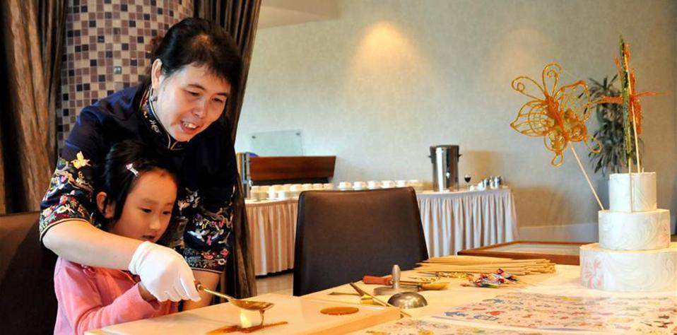 五大中國非物質文化遺産登陸新西蘭