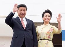 習近平對越南、新加坡進行國事訪問(2015.11.5-2015.11.7)