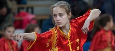 特寫:中華武術在立陶宛越來越受歡迎