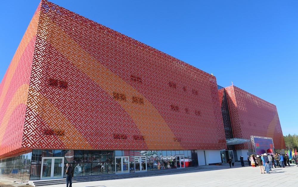 中白工业园最大投资项目一期工程完工