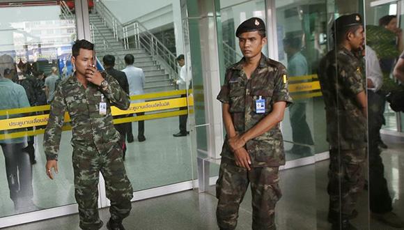 泰國曼谷一軍用醫院發生爆炸致25人受傷