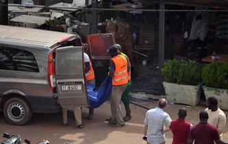 布基納法索恐襲事件遇難人數升至18人