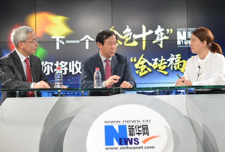 專訪于洪君、榮鷹:金磚五國優勢互補 將創造更多金磚福利