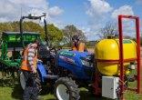 英國大學團隊研發機器人拖拉機 播種收割一條龍服務