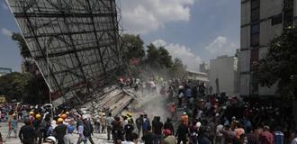 墨西哥中部發生7.1級地震