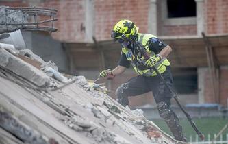 墨西哥城:強震過後