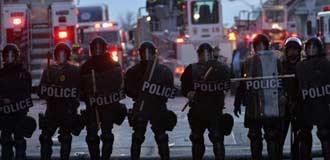2015年美國巴爾的摩市爆發騷亂