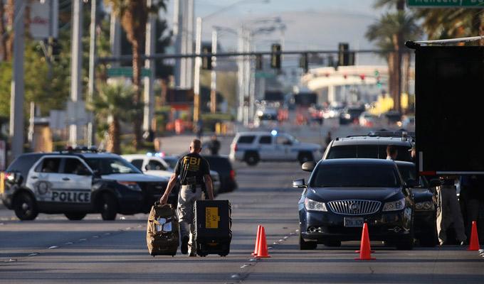 拉斯維加斯槍擊事件調查繼續