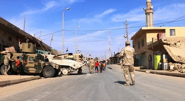 """伊拉克政府軍收復""""伊斯蘭國""""在伊最後據點"""