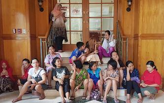 印尼萬丹省南部海域發生地震
