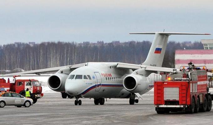 俄羅斯一架載71人飛機在莫斯科州墜毀(組圖)