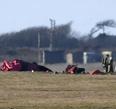英空軍飛行表演隊墜機